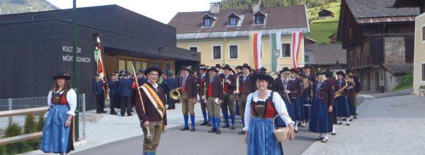 Jubiläumsfest der FF-Mörtschach