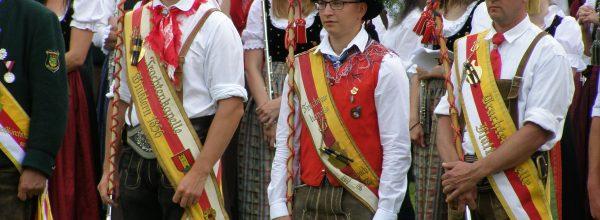 Bezirksmusikertreffen und 160 Jahre TK-Großkirchheim