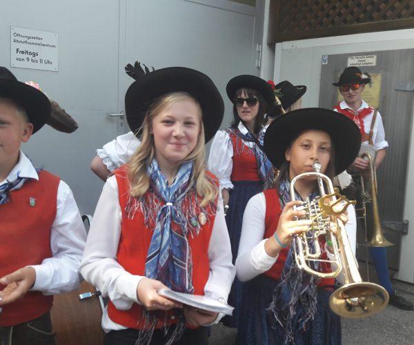 115-Jahr-Jubiläum in Flattach
