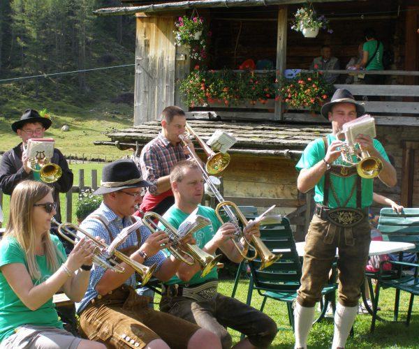 Musiker- und Sängeralmwandertag