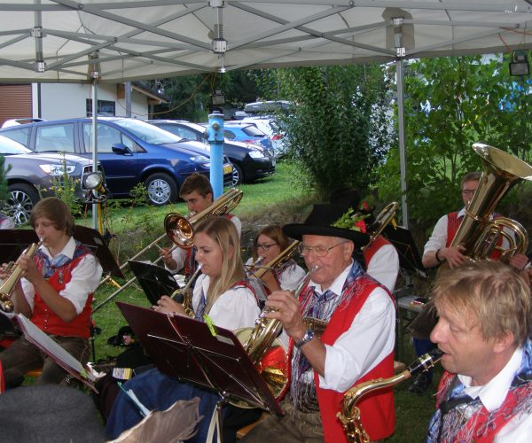 Konzert beim Lindler-Hof
